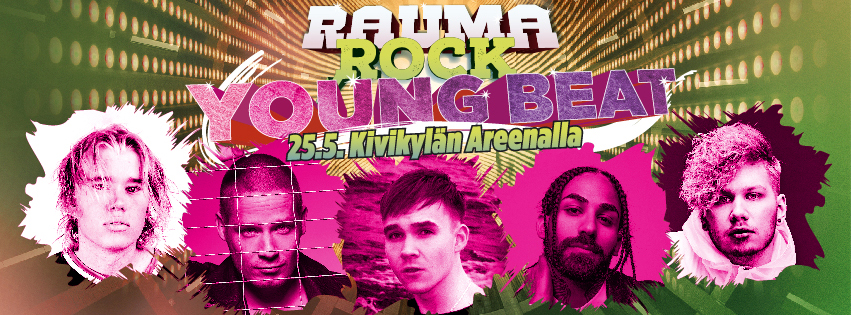 Rauman Rock Young Beat